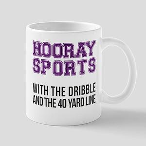 Hooray Sports [Purple] - With The Dribble Mugs
